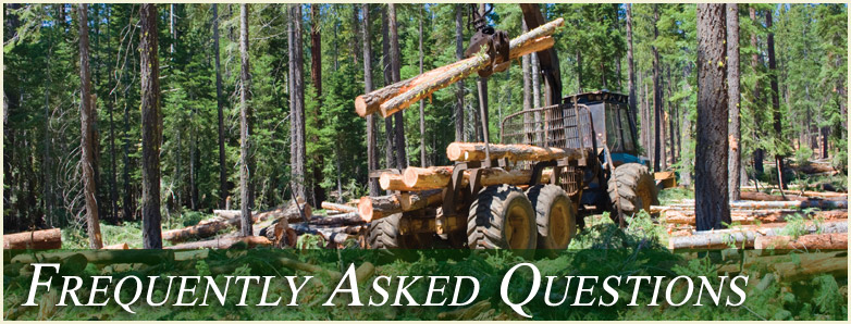 Frequently Asked Questions - Piedmont Land & Timber, Inc